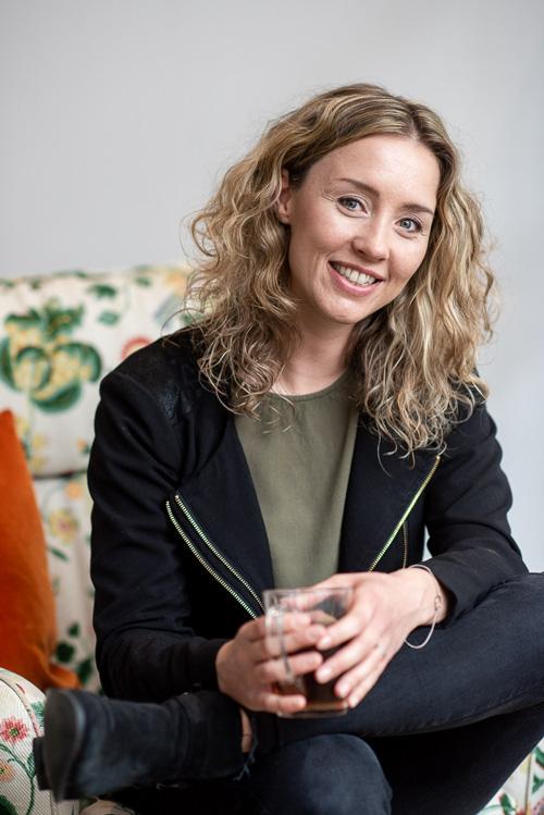 Anne de Haan Tekstschrijfster